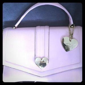 Betsy Johnson Hearts of Love Purse